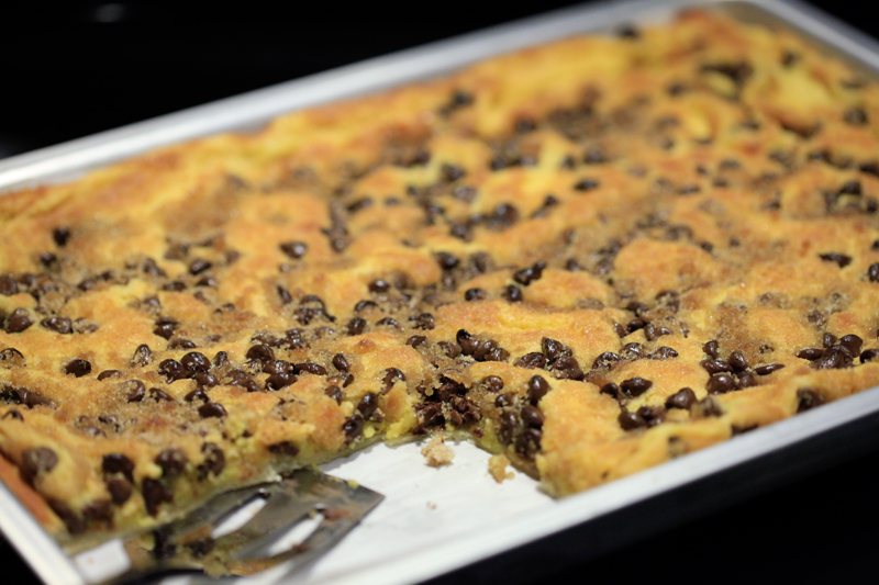 Chocolate Chip Pizza Recipe The Chocolate Chip Pizza